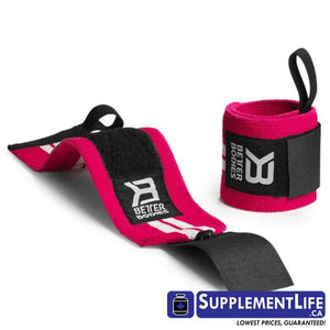 Better Bodies Womens Wrist Wraps | SupplementLife.ca