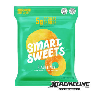 SmartSweets Peach Rings Canada | xtremeline.ca