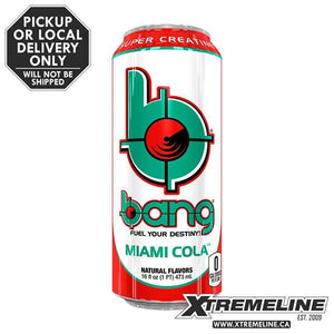 Bang Miami Cola, 473ml