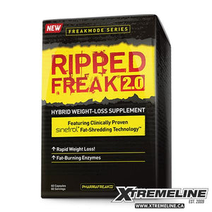 PharmaFreak Ripped Freak 2.0 Canada | xtremeline.ca
