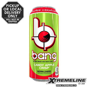 Bang Candy Apple Crisp, 473ml