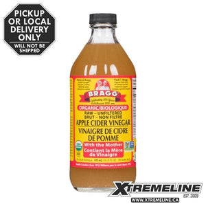 Bragg Apple Cider Vinegar, 473ml