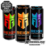 Reign Total Body Fuel, 473ml