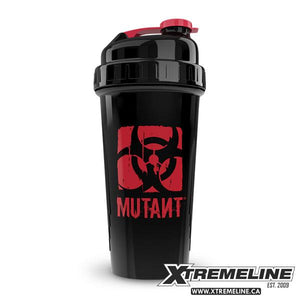 Mutant Black 800ml Shaker Cup Canada | xtremeline.ca