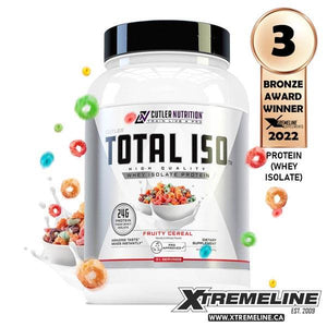 Cutler Nutrition Total Iso Protein Canada | xtremeline.ca