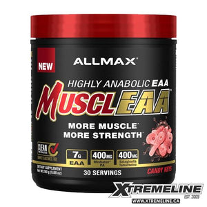 Allmax Nutrition MusclEAA, 30 Servings
