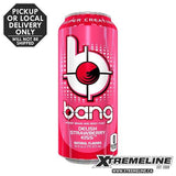 Bang Delish Strawberry Kiss, 473ml
