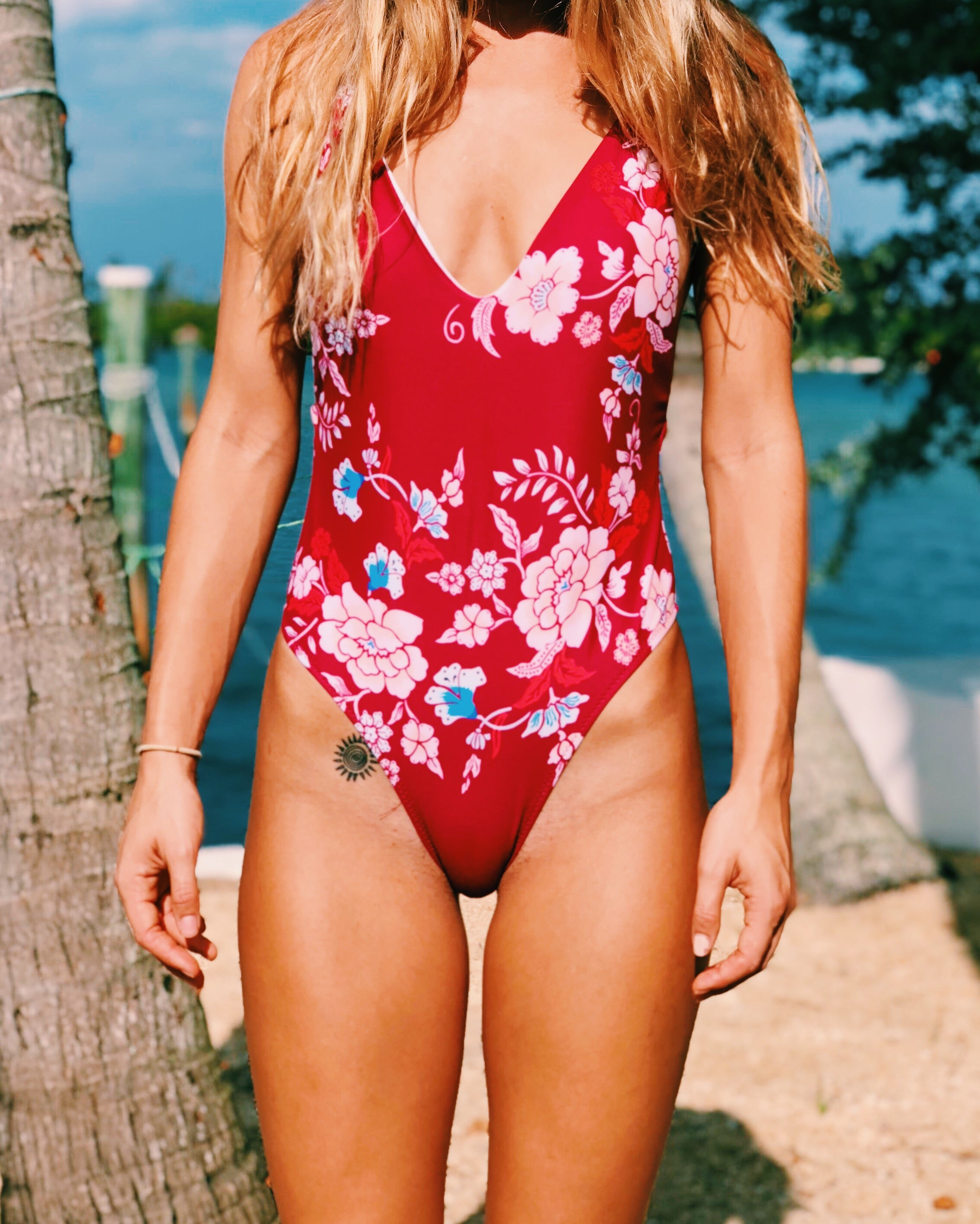 Islander One Piece Swim