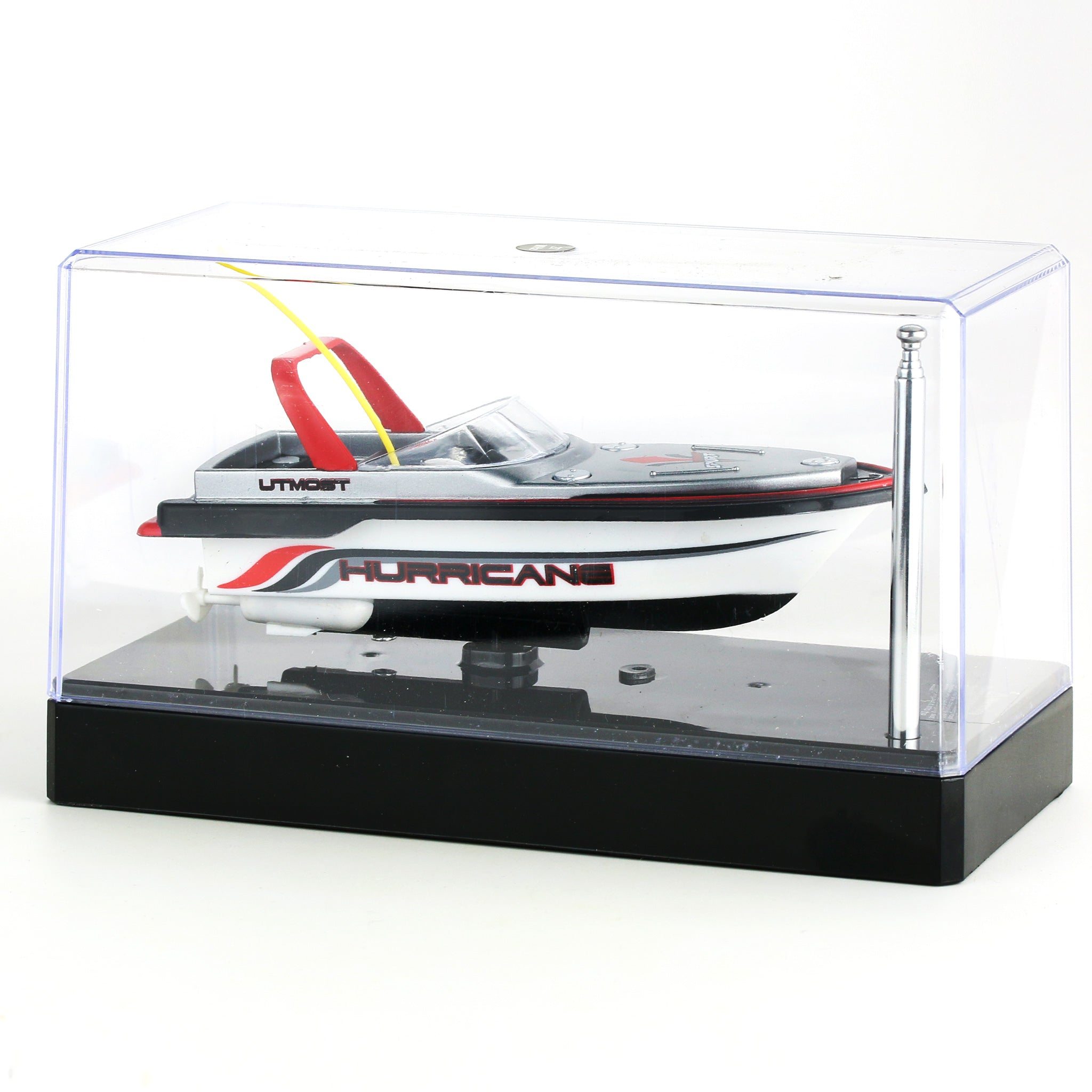 RC Mini Speedboat - Red