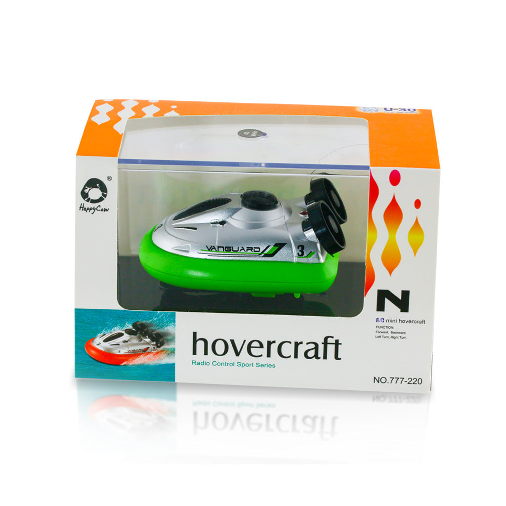 RC Mini Hovercraft