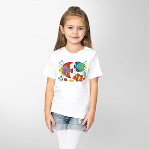 Tropical Fish Kids T