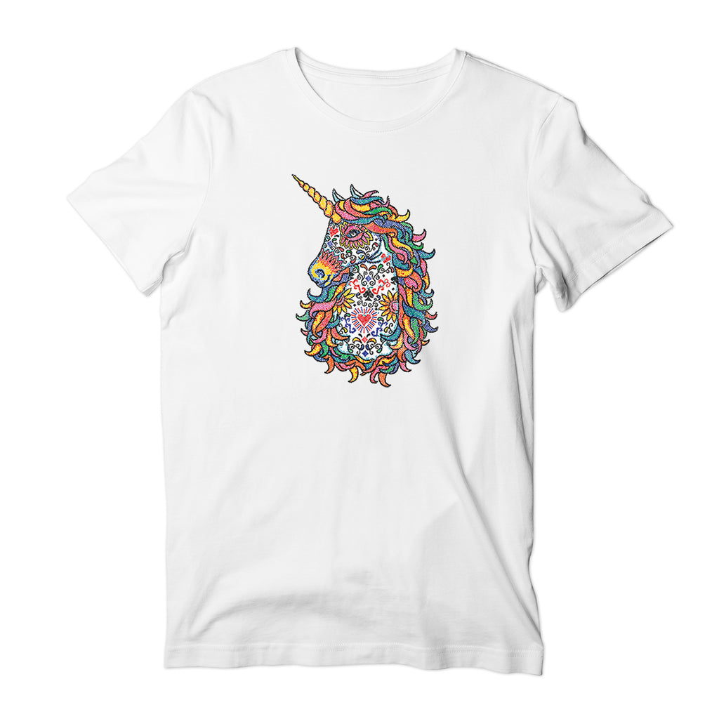 Colorful Unicorn Kids T