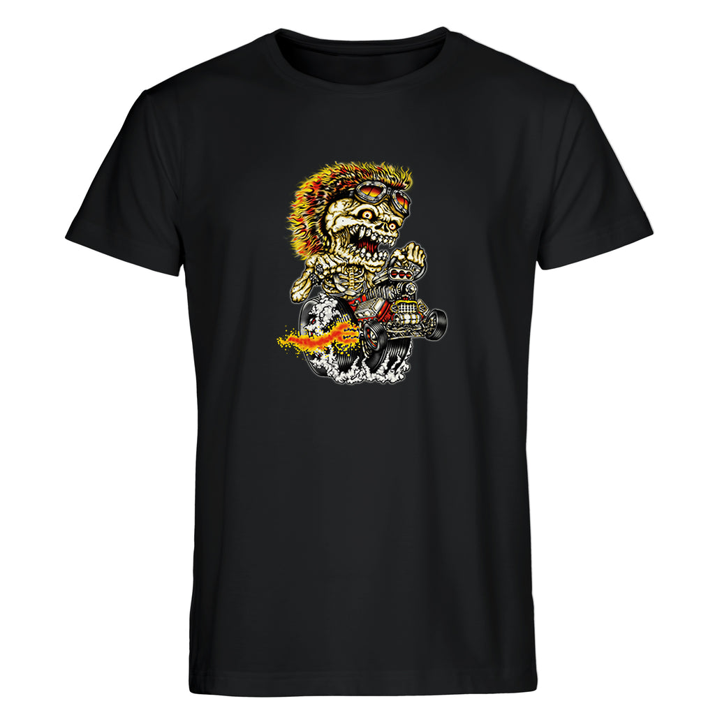 Skeleton Hot Rod Men's T