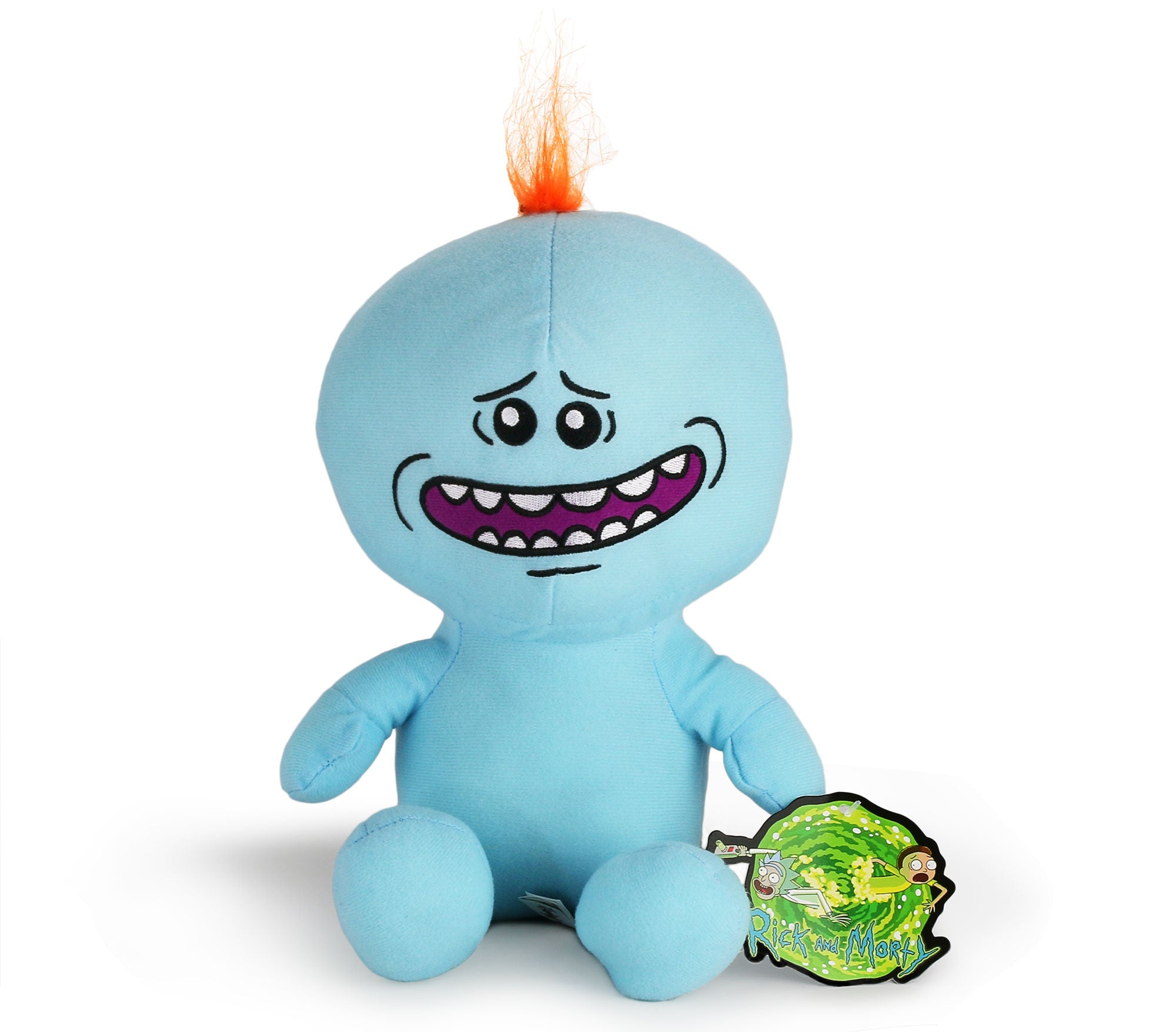 Rick&Morty-Plush Mr. Meeseeks