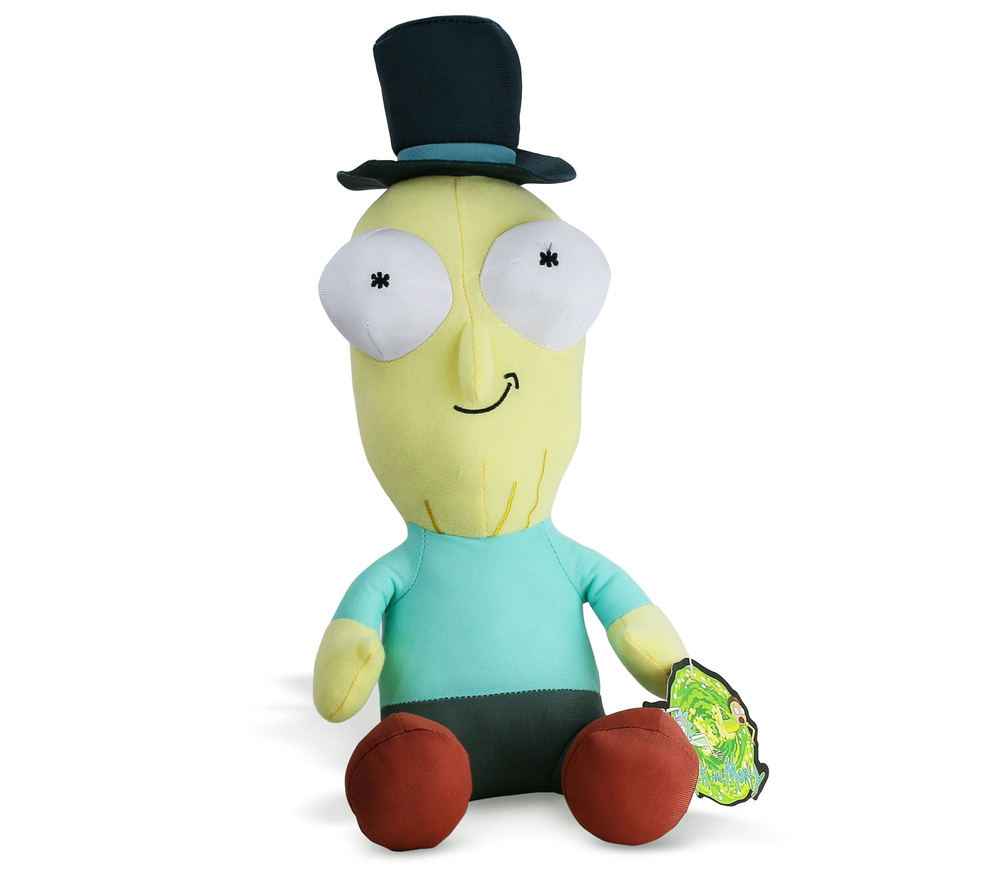 Rick&Morty-Plush Mr. Poopy Butthole