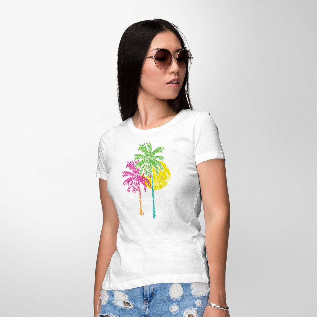 Palm Trees Women's T