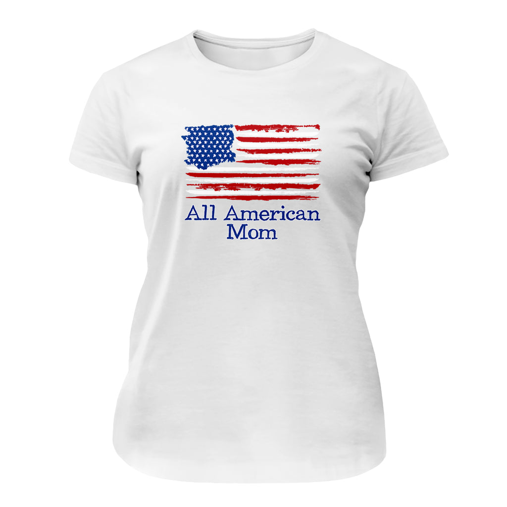 All American Mom Women's T