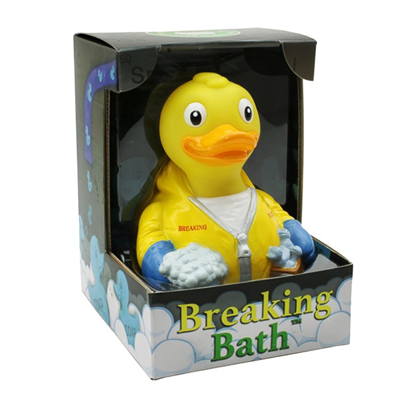 Breaking Bath Rubber Duck - mmzone