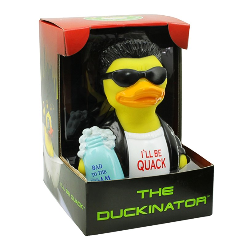 Duckinator Rubber Duck