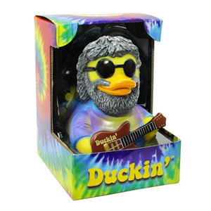 Duckin' Guitar Playing Rubber Duck