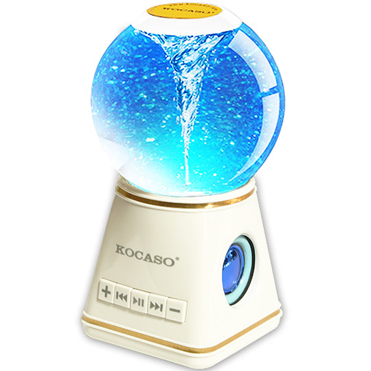 Dance ball cyclone speaker