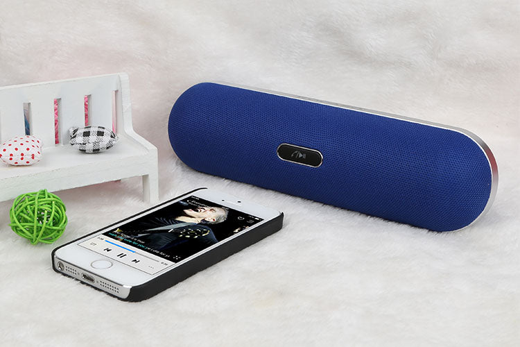 Wireless Bluetooth Speaker with Hands-Free Calling