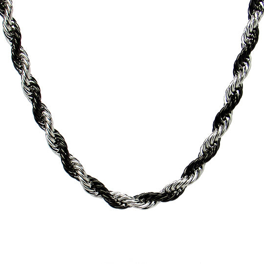"SSC B/W 24"" 6mm Rope Steel"