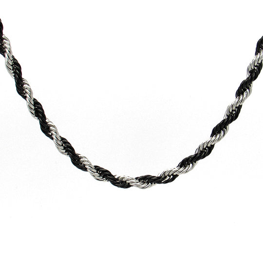 "SSC B/W 32"" 6mm Rope Steel"