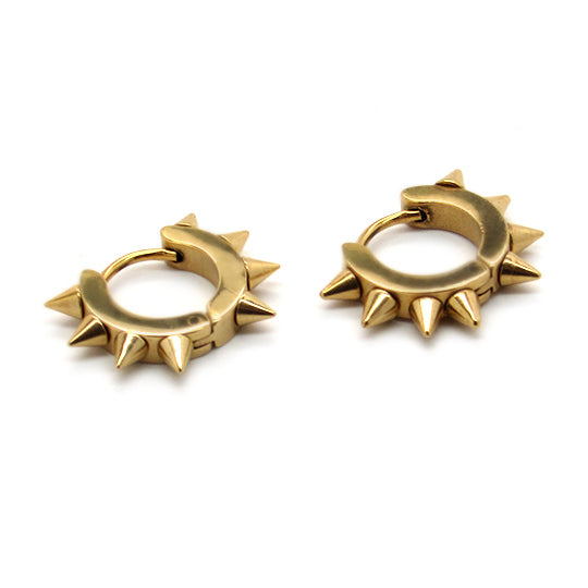 SSE Economy Line Earrings STE-Gold