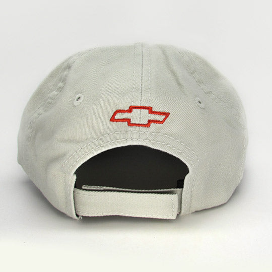 Chevy 3D racing patch baseball hat