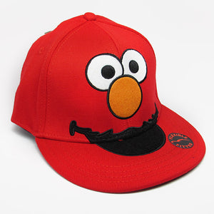 Elmo big face baseball hat