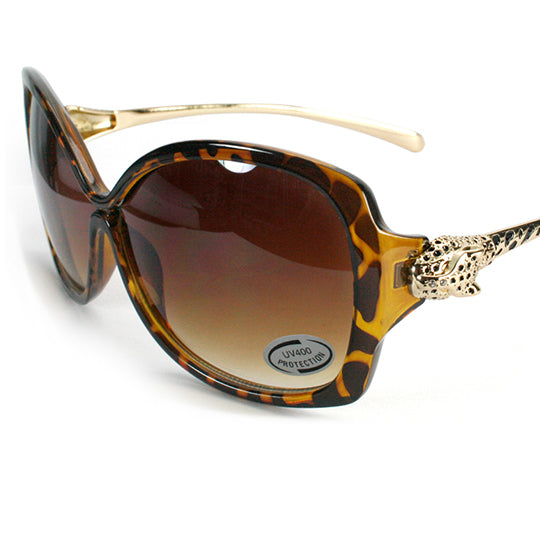 Cheetah ladies fashion eyewear