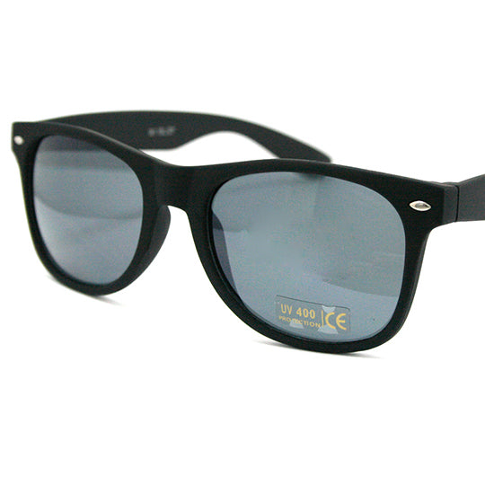 W collection men's matte sunglasses