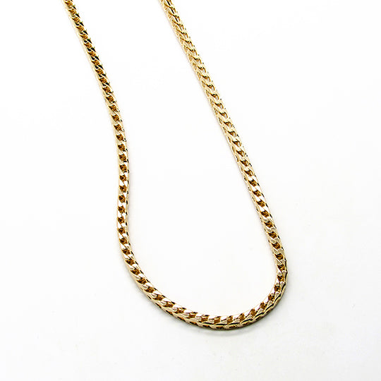 "3MM Franco chain (G) 36"" - mmzone"
