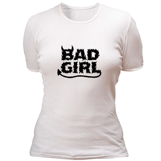 Bad girl T-shirt - mmzone