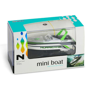 Speedboat - Green