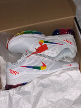 Load image into Gallery viewer, Rainbow Air Max Sneakers