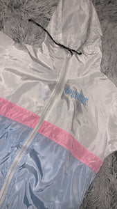 Cotton Candy windbreaker
