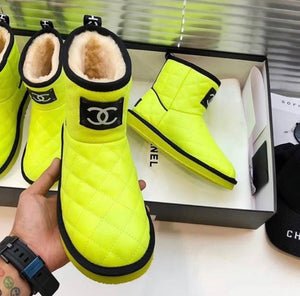 Chanel Me Boots