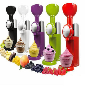 Fruit Ice Cream Machine Maker