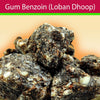 Loban Dhoop (Gum Benzoin) : Aromatics - Mangalore Spice