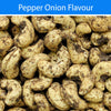 Pepper Onion Flavour Cashew Nuts : Dry Fruits & Nuts - Mangalore Spice