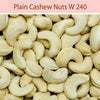 Plain Cashew Nuts W 240 : Dry Fruits & Nuts - Mangalore Spice