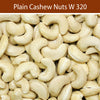 Plain Cashew Nuts W 320 : Dry Fruits & Nuts - Mangalore Spice