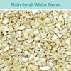 Plain Small White Pieces : Dry Fruits & Nuts - Mangalore Spice