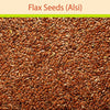 Flax Seeds : Herbs - Mangalore Spice