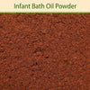 Infant Bath Oil Powder