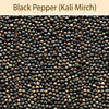 Black Pepper : Spices - Mangalore Spice