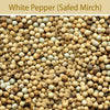 White Pepper : Spices - Mangalore Spice