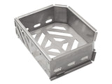 Stainless Steel Coal Basket for the Go-Anywhere Coal